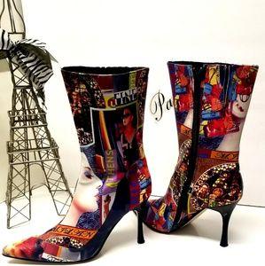 Shoes - 🎉 Host Pick🌈 Rare Fashionable Boots!
